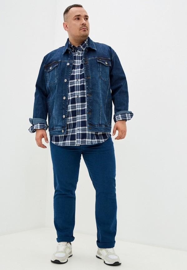 Vigoss | синий Куртка джинсовая Vigoss | Clouty