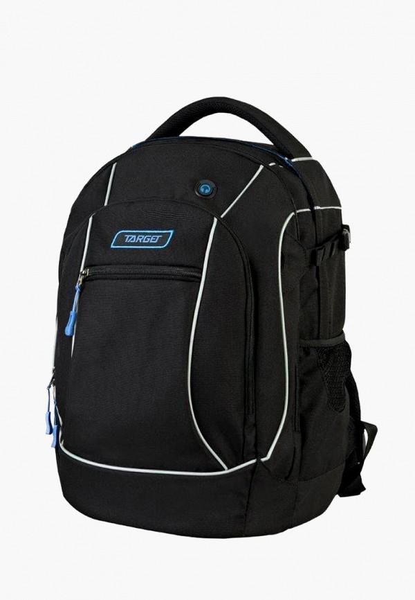 Target | Черный рюкзак Target для мальчиков | Clouty