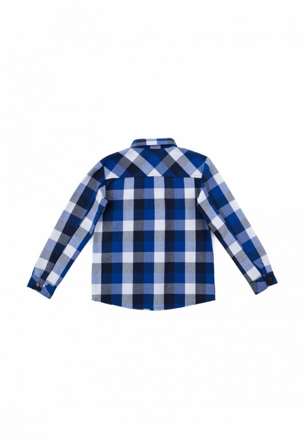 PlayToday | синий Синяя рубашка PlayToday для мальчиков | Clouty
