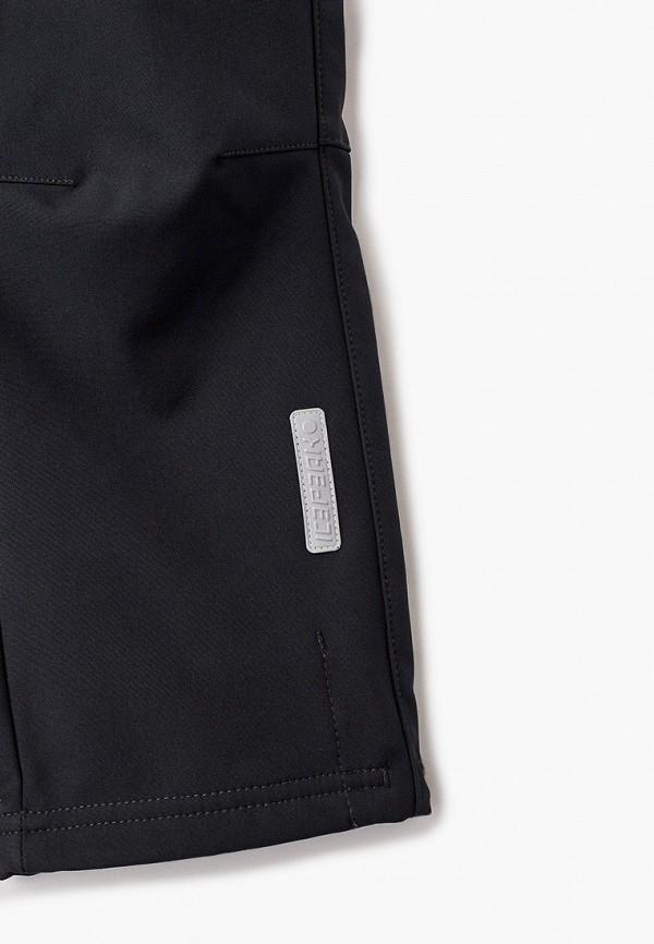 Icepeak | черный Летние черные утепленные брюки Icepeak для мальчиков | Clouty
