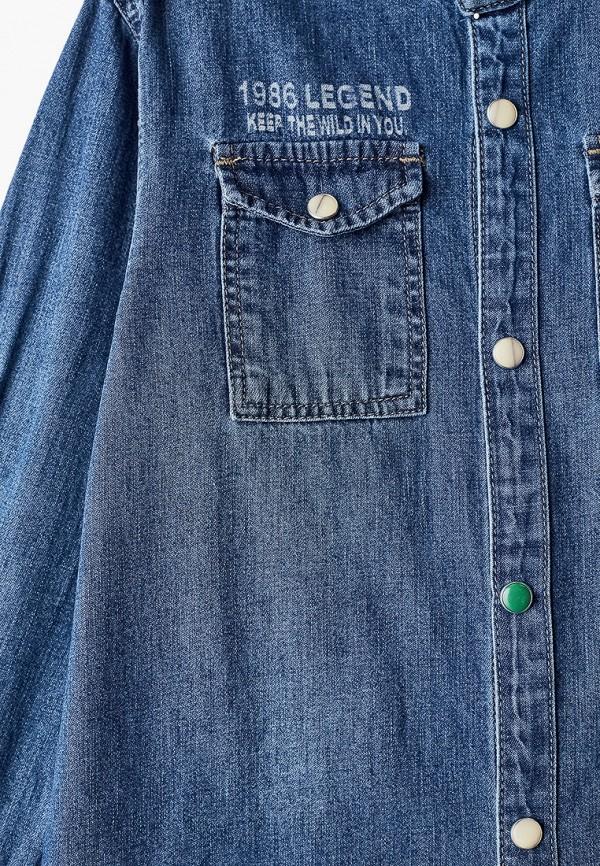 LC Waikiki | синий Рубашка джинсовая LC Waikiki | Clouty