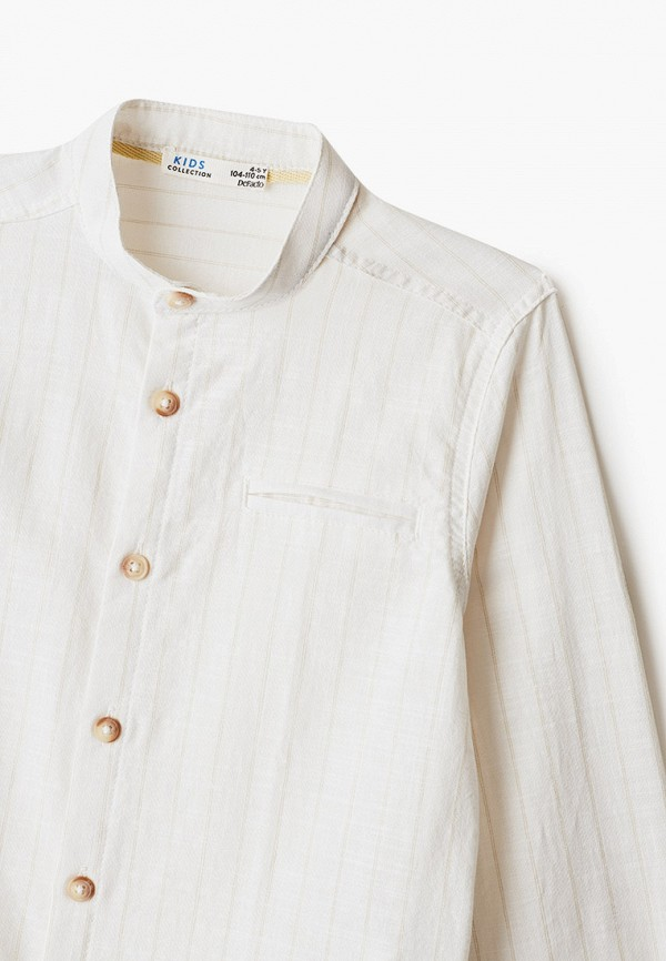 Defacto   белый Белая рубашка Defacto для мальчиков   Clouty