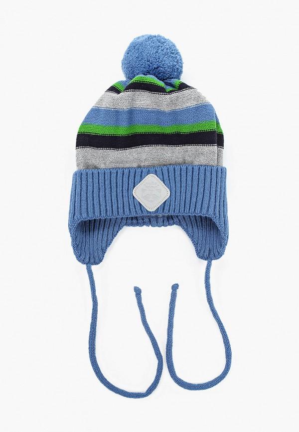 Чудо-кроха   мультиколор Зимняя шапка Чудо-кроха для мальчиков   Clouty