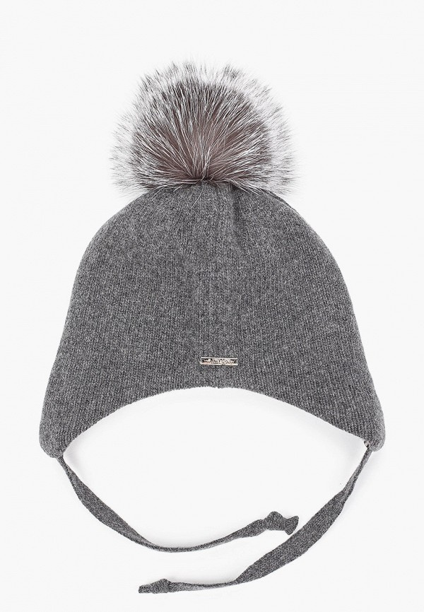 Aleksa | серый Серая шапка Aleksa для мальчиков | Clouty