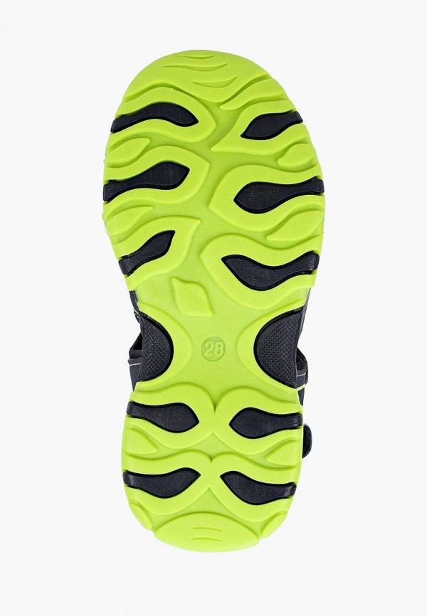 Biker | синий Летние синие сандалии Biker термополиуретан для мальчиков | Clouty