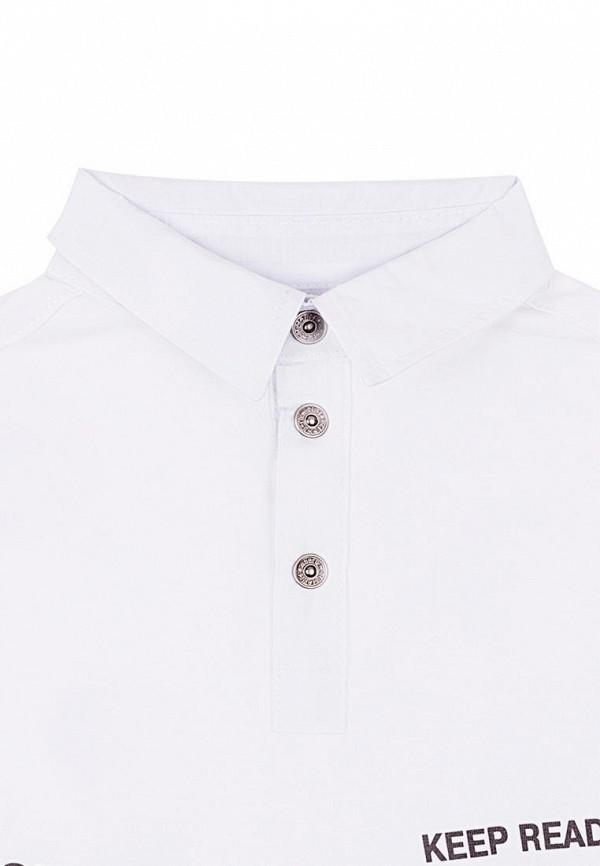 Bell Bimbo | белый Белая рубашка Bell Bimbo для мальчиков | Clouty