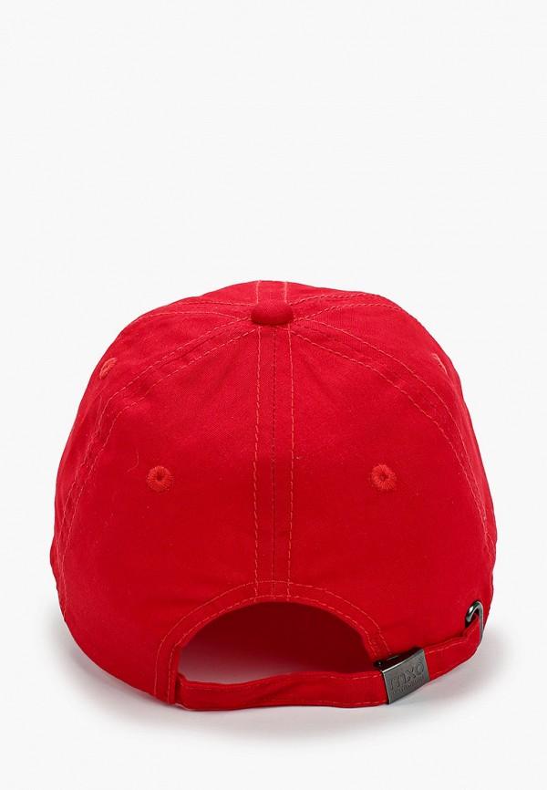 Maximo   красный Красная бейсболка Maximo для мальчиков   Clouty