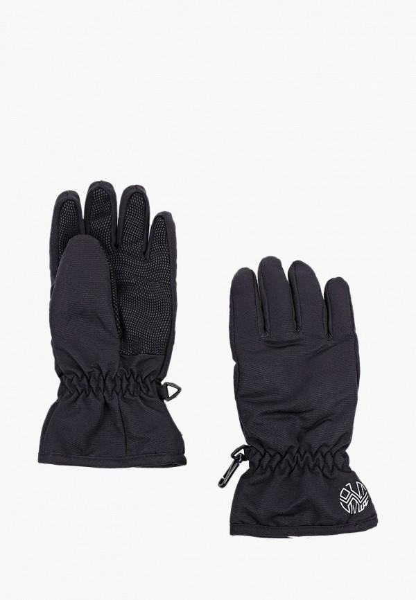 Outventure   черный Перчатки Outventure   Clouty