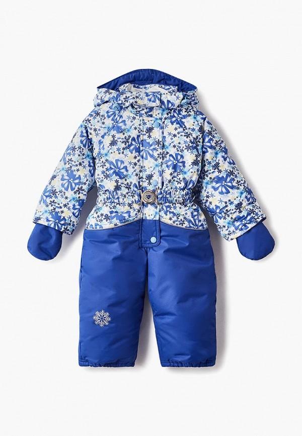 Little Boy   синий Комбинезон утепленный Little boy   Clouty
