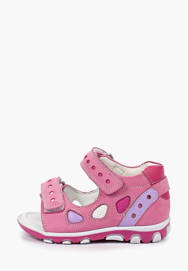 ТАШИКИ anatomic comfort | розовый Летние розовые сандалии ТАШИКИ anatomic comfort полиуретан для младенцев | Clouty