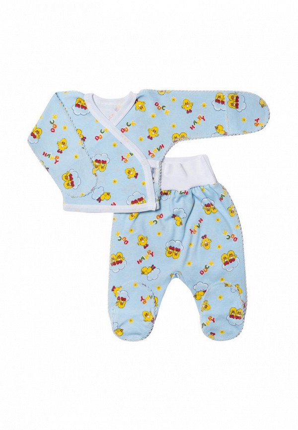 клякса | Голубой костюм клякса для младенцев | Clouty