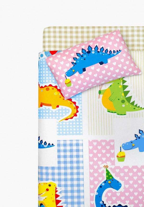 Arya home collection   мультиколор Детское постельное белье Arya home collection для младенцев   Clouty