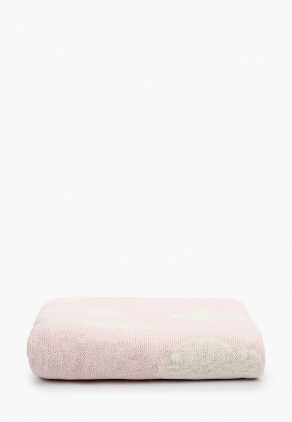 NPL Nipperland | розовый, белый Детское одеяло NPL Nipperland для младенцев | Clouty