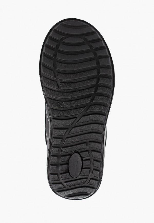 Sigma   черный Зимние черные ботинки Sigma этиленвинилацетат для младенцев   Clouty