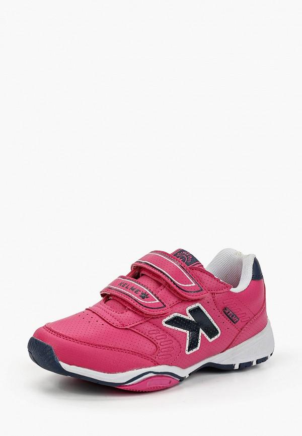 Kelme | розовый Розовые кроссовки Kelme резина для младенцев | Clouty