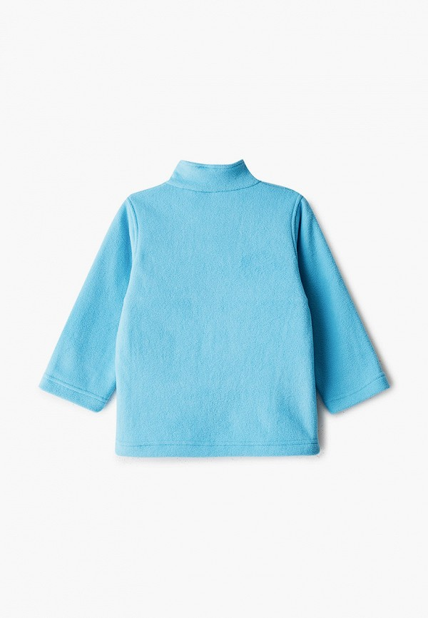Lien   Зимний голубой олимпийка Lien для младенцев   Clouty