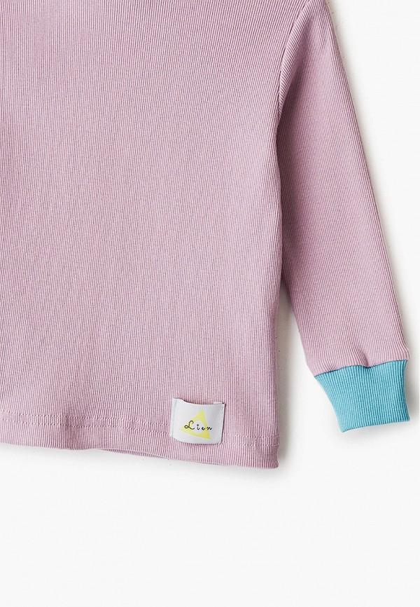 Lien | розовый Розовая водолазка Lien для младенцев | Clouty