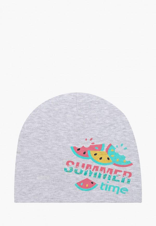 Prikinder | серый Летняя серая шапка Prikinder для младенцев | Clouty