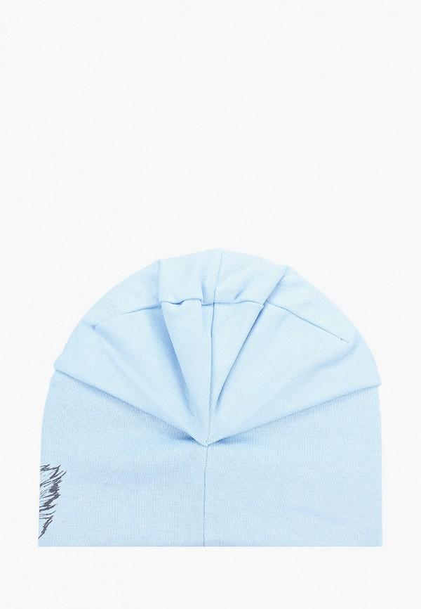 Fishka   голубой Летняя голубая шапка Fishka для младенцев   Clouty