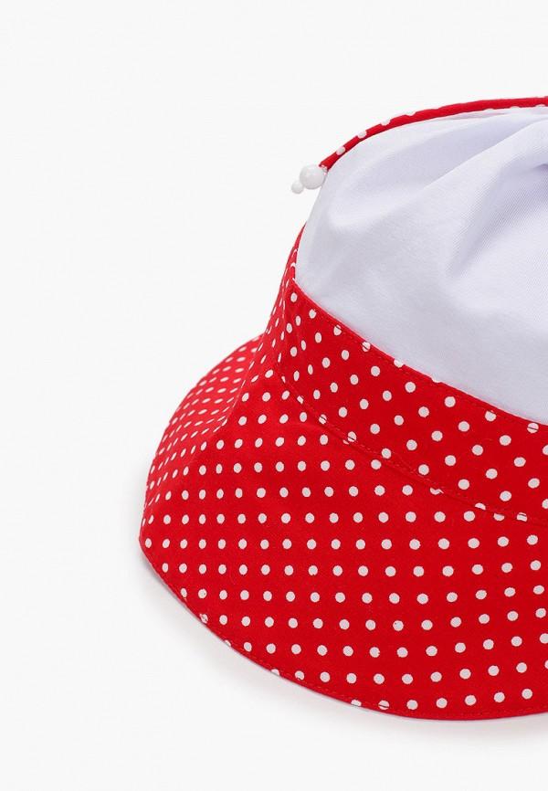 Chobi | красный Летняя красная панама Chobi для младенцев | Clouty