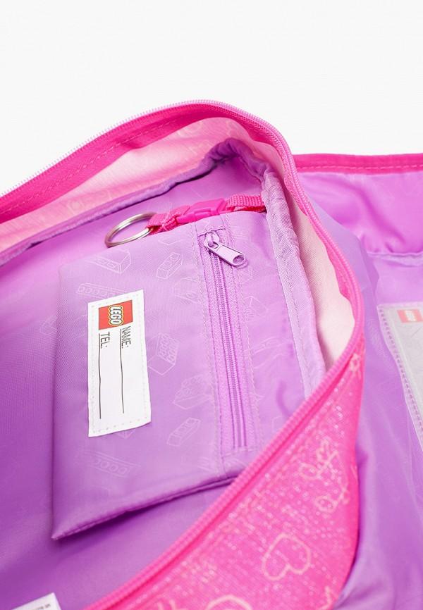 Lego | розовый Рюкзак LEGO | Clouty
