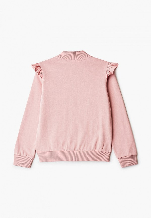 Infunt | Розовый олимпийка Infunt для девочек | Clouty
