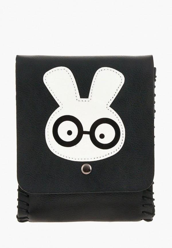 Mellizos   черный Черная сумка Mellizos для девочек   Clouty