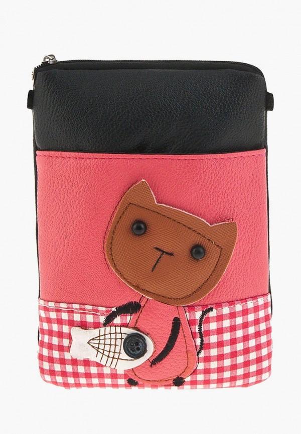 Mellizos | розовый Розовая сумка Mellizos для девочек | Clouty