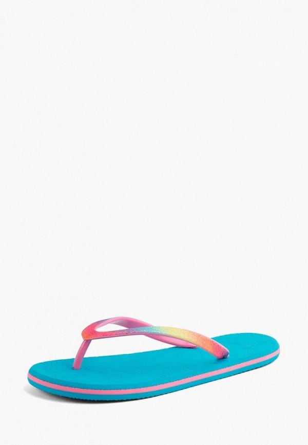 Evars   голубой Летние голубые сланцы Evars микропора для девочек   Clouty