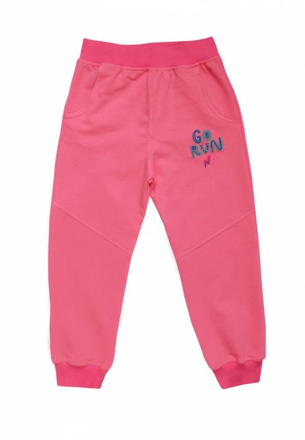 Safari Kids | розовый Розовые спортивные брюки Safari Kids для девочек | Clouty