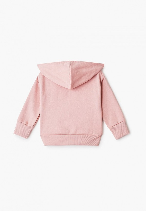 Trenders | розовый Розовые худи Trenders для девочек | Clouty