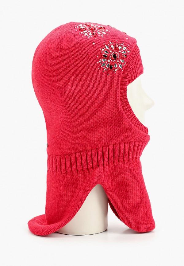 Aleksa | красный Зимняя красная балаклава Aleksa для девочек | Clouty