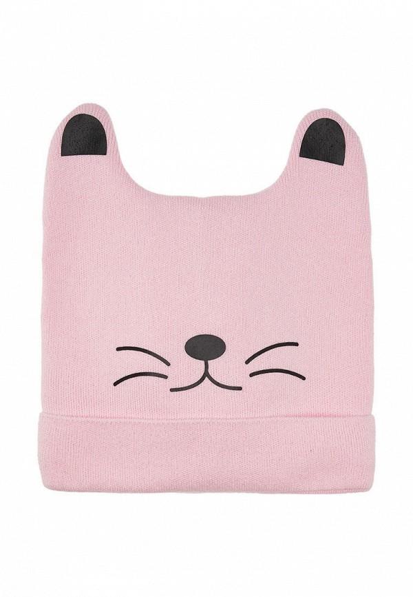 Oldos | розовый Розовая шапка Oldos для девочек | Clouty