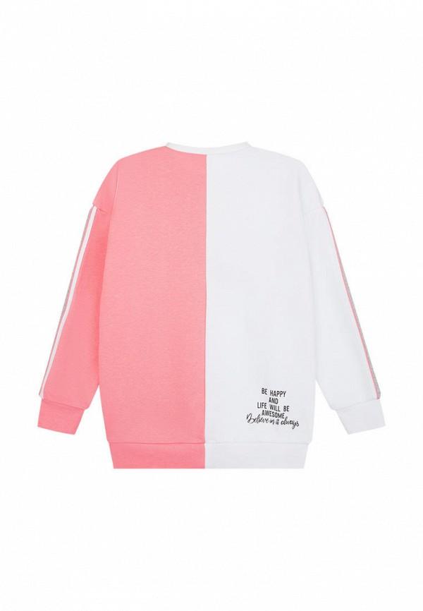 PlayToday | Розовый свитшот PlayToday для девочек | Clouty