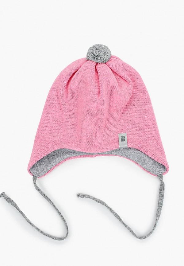 Nikastyle   розовый Розовая шапка Nikastyle для девочек   Clouty