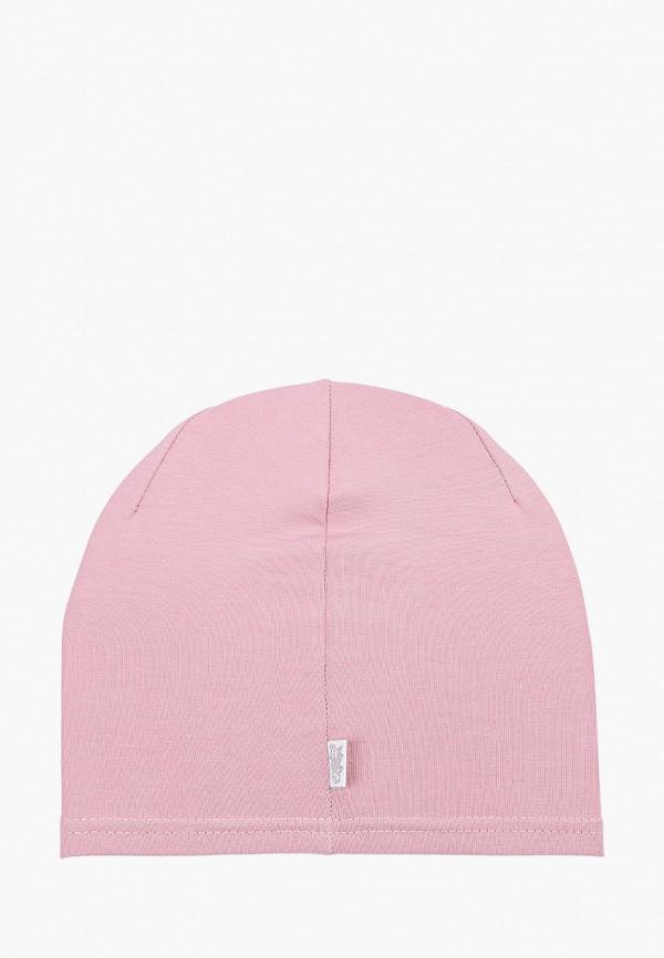 Чудо-кроха   розовый Розовая шапка Чудо-кроха для девочек   Clouty