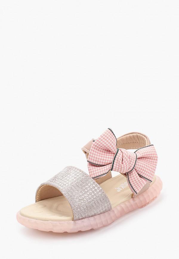 Капитошка | розовый Сандалии Капитошка | Clouty