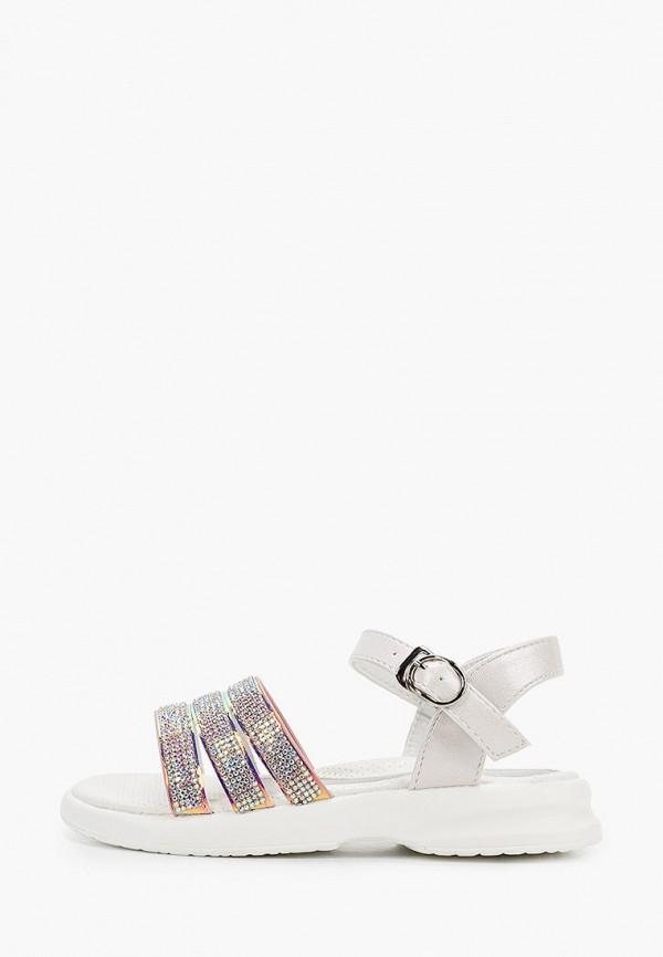 Капитошка | серебряный Сандалии Капитошка | Clouty