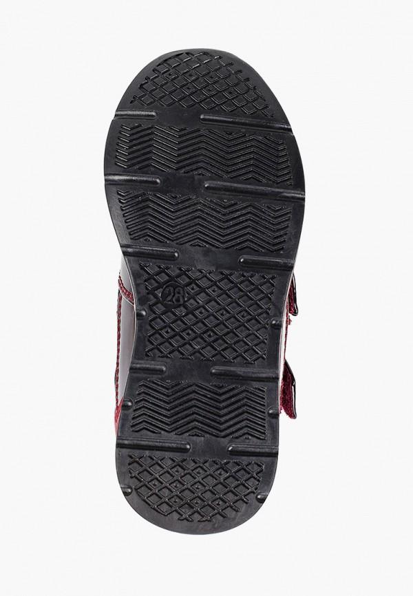 T.Taccardi | бордовый Ботинки T.Taccardi | Clouty