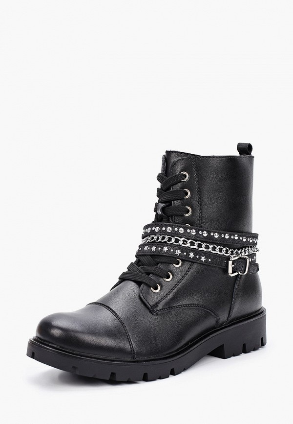 Shuzzi | черный Ботинки Shuzzi | Clouty