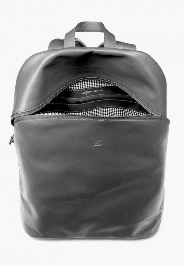 Igor York | Серый рюкзак Igor York | Clouty
