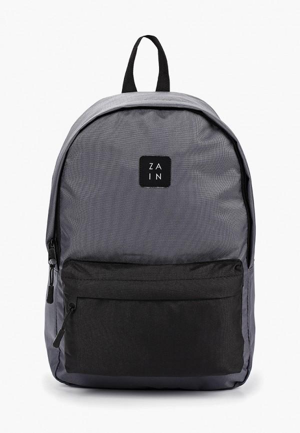 Zain | серый, черный Рюкзак Zain | Clouty