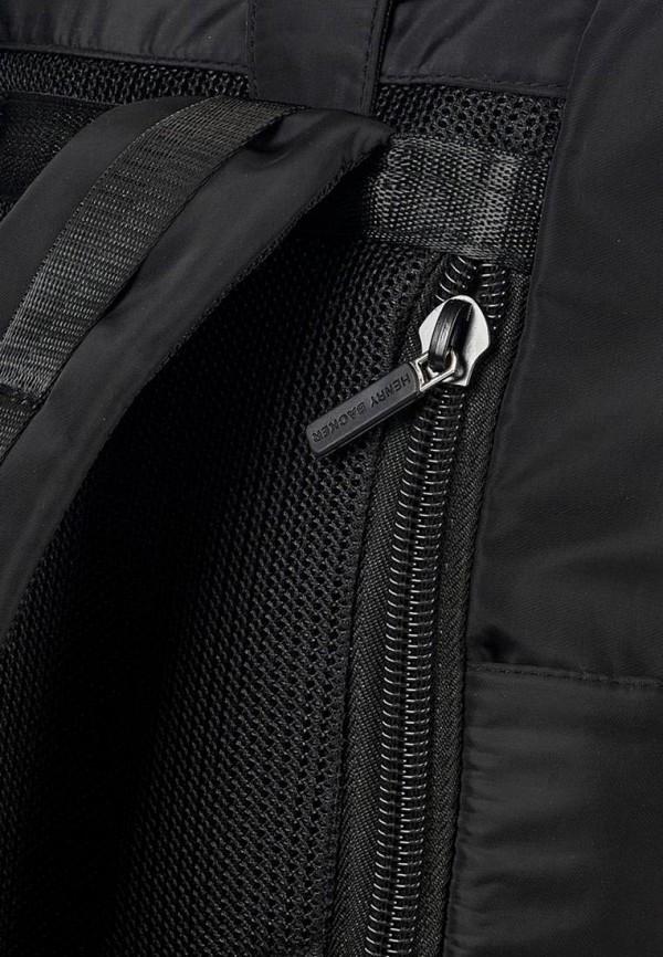 Henry Backer | Черный рюкзак Henry Backer | Clouty