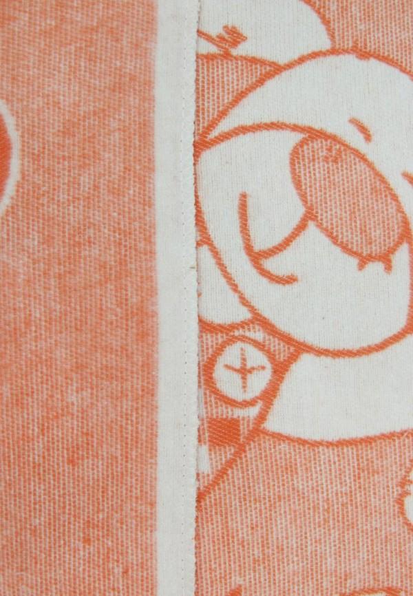 Arloni | оранжевый Оранжевое детское одеяло Arloni | Clouty