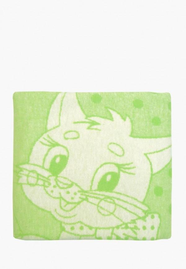 Arloni | зеленый Зеленое детское одеяло Arloni | Clouty