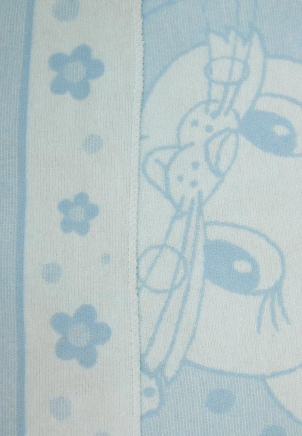 Arloni | голубой Голубое детское одеяло Arloni | Clouty
