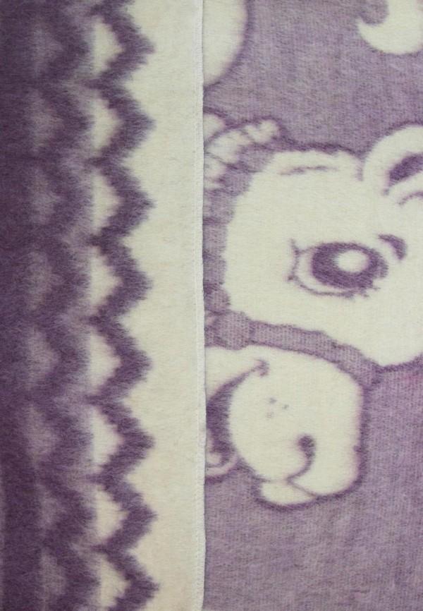 Arloni | фиолетовый Фиолетовое детское одеяло Arloni | Clouty