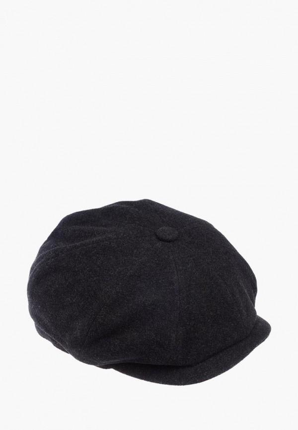 Stetson | серый Зимняя серая кепка Stetson | Clouty