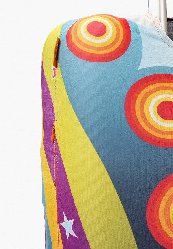 Routemark | мультиколор Чехол для чемодана Routemark | Clouty
