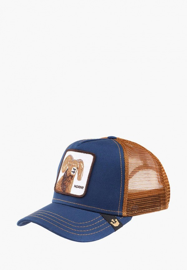 Goorin Bros.   синий Синяя бейсболка Goorin Bros.   Clouty
